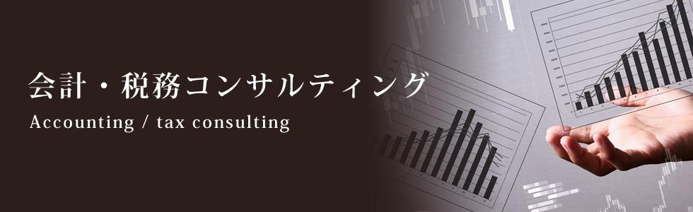 会計・税務コンサルティング